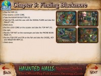 Haunted Halls: Nightmare Dwellers Strategy Guide Games Download screenshot 3