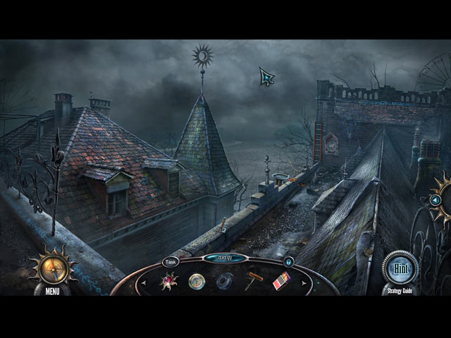 Haunted Hotel: The Thirteenth Collector's Edition Game screenshot 1
