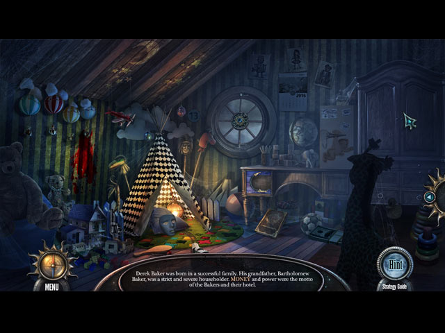 Haunted Hotel: The Thirteenth Collector's Edition Game screenshot 2