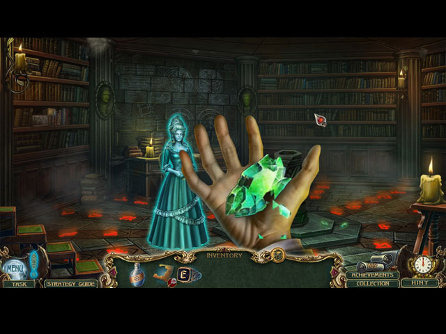 Haunted Legends: Faulty Creatures Collector's Edition Game screenshot 1