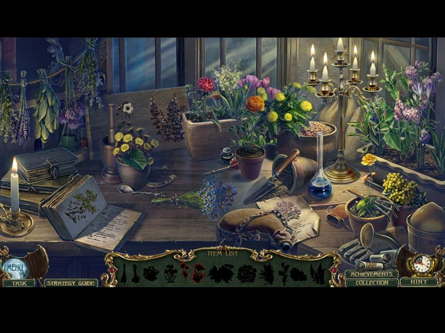 Haunted Legends: Faulty Creatures Collector's Edition Game screenshot 2