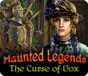 Free Haunted Legends: The Curse of Vox Game