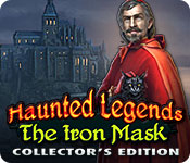 Free Haunted Legends: The Iron Mask Collector's Edition Game
