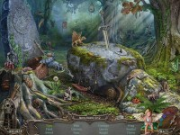 Haunted Manor: Painted Beauties Collector's Edition Game screenshot 1