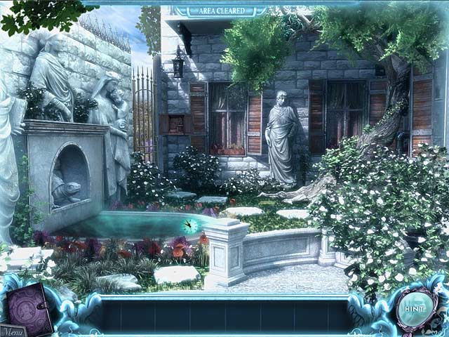 Haunted Past: Realm of Ghosts Collector's Edition Game screenshot 2