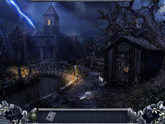 Haunted Past: Realm of Ghosts Collector's Edition Game screenshot 3