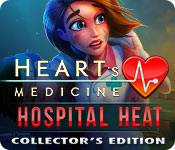 Free Heart's Medicine: Hospital Heat Collector's Edition Game