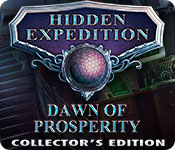 Free Hidden Expedition: Dawn of Prosperity Collector's Edition Game