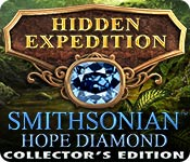 Free Hidden Expedition: Smithsonian Hope Diamond Collector's Edition Game