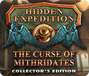 Free Hidden Expedition: The Curse of Mithridates Collector's Edition Game