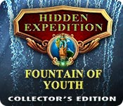 Free Hidden Expedition: The Fountain of Youth Collector's Edition Game