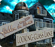 Free Hidden in Time: Looking-glass Lane Game