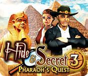 Free Hide and Secret 3: Pharaoh's Quest Game