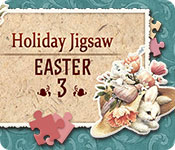 Free Holiday Jigsaw Easter 3 Game
