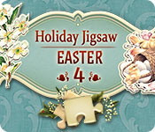 Free Holiday Jigsaw Easter 4 Game