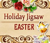 Free Holiday Jigsaw Easter Game