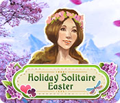 Free Holiday Solitaire Easter Game