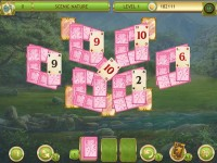 Holiday Solitaire Easter Game screenshot 1