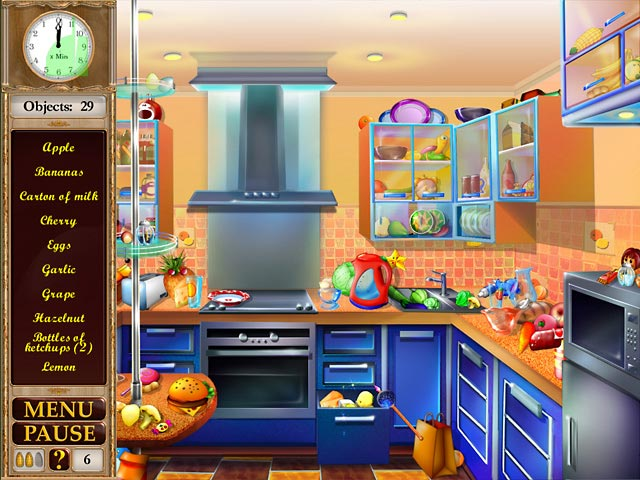 Holly: A Christmas Tale Game screenshot 2