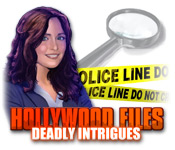Free Hollywood Files: Deadly Intrigues Game