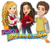 Free iCarly: iDream in Toons Game