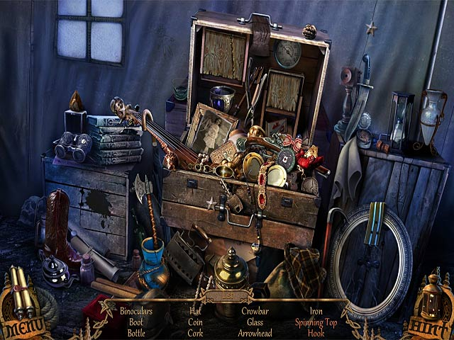 Inception of Darkness: Exorcist 3 Game screenshot 1