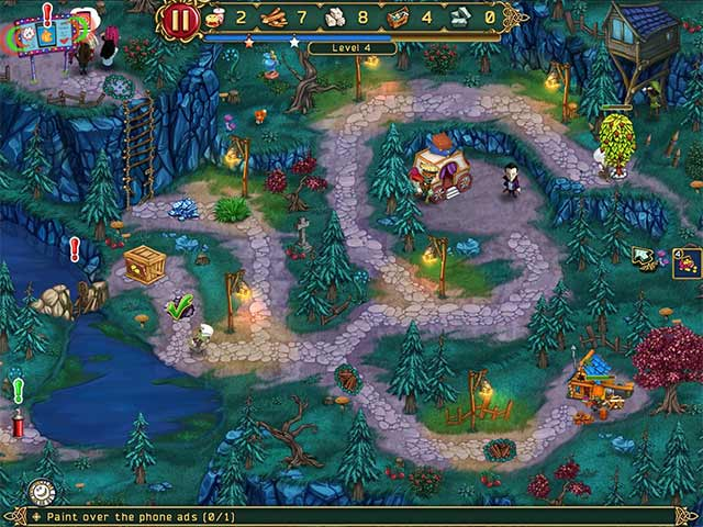 Incredible Dracula 2: The Last Call Collector's Edition Game screenshot 3