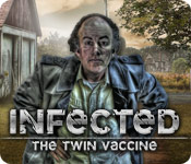 Free Infected: The Twin Vaccine Game