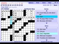 Infinite Crosswords Game Download screenshot 2