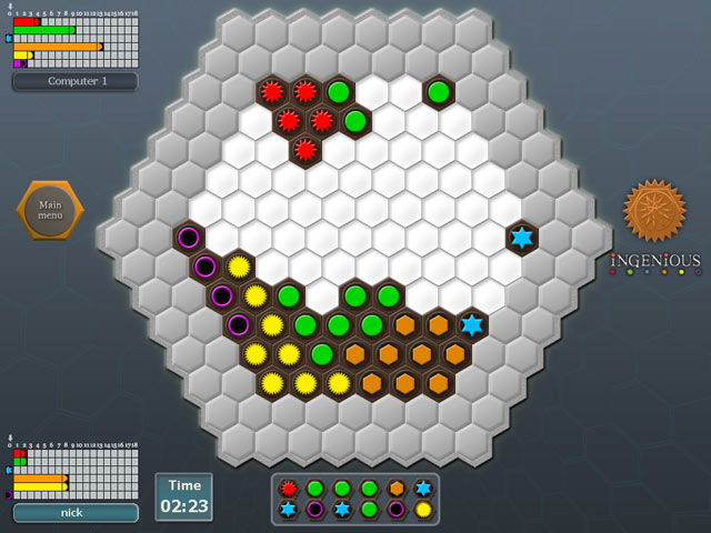 Ingenious Game screenshot 3
