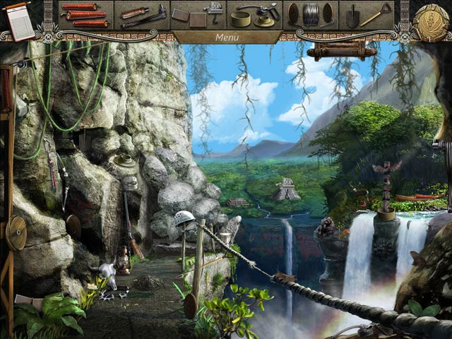 Island: The Lost Medallion Game screenshot 1