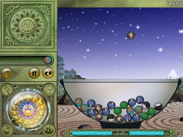 Jar of Marbles 2: Journey to the West Game screenshot 1