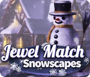 Free Jewel Match: Snowscapes Game