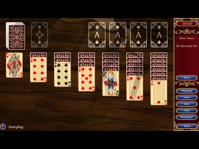Jewel Match Solitaire Collector's Edition Game screenshot 3