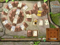Jewel Quest Solitaire Game screenshot 1