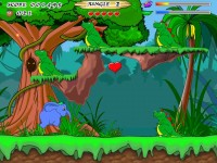 Jungle Heart Game Download screenshot 2