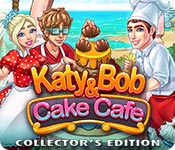 Free Katy and Bob: Cake Cafe Collector's Edition Game