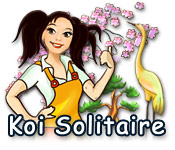 Free Koi Solitaire Game