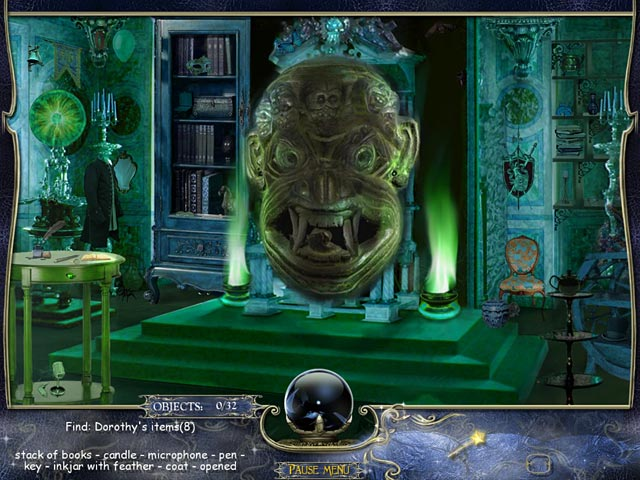 L. Frank Baum's The Wonderful Wizard of Oz Game screenshot 3