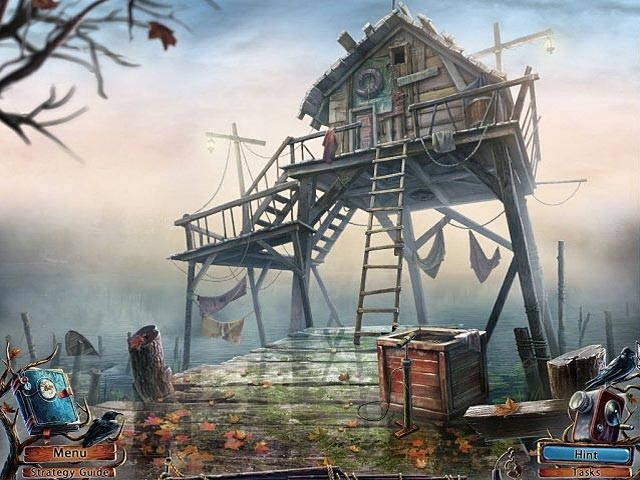 Lake House: Children of Silence Collector's Edition Game screenshot 1