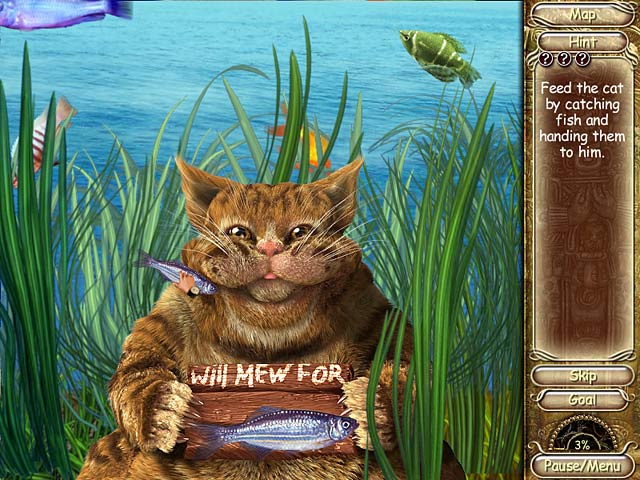 Laura Jones and the Gates of Good and Evil Game screenshot 2