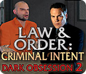 Free Law and Order: Criminal Intent 2 Dark Obsession Game