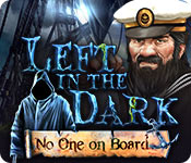 Free Left in the Dark: No One on Board Game