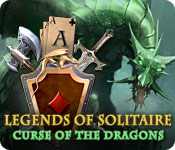 Free Legends of Solitaire: Curse of the Dragons Game