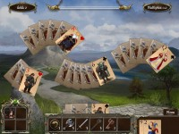 Legends of Solitaire: Curse of the Dragons Game Download screenshot 2