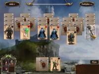 Legends of Solitaire: Curse of the Dragons Games Download screenshot 3