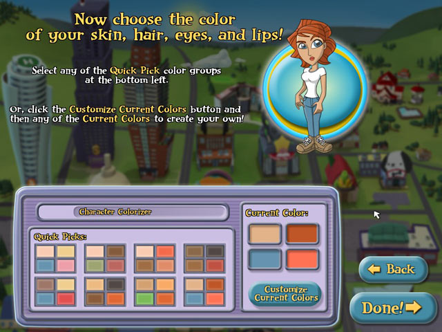 Life Quest Game screenshot 2
