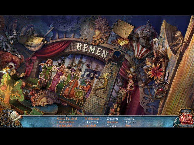 Living Legends: Beasts of Bremen Collector's Edition Game screenshot 2