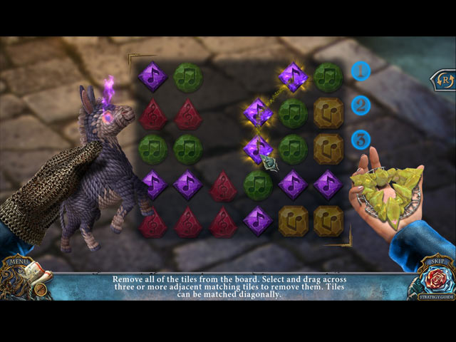Living Legends: Beasts of Bremen Collector's Edition Game screenshot 3