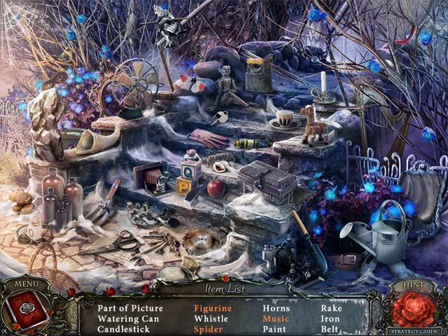 Living Legends: Ice Rose Collector's Edition Game screenshot 2